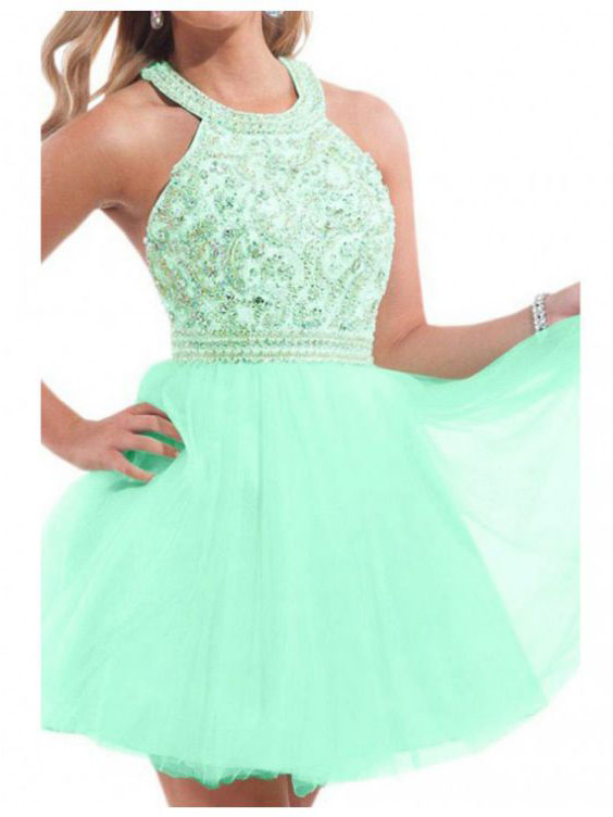 Mint Green Dresses Amazoncom